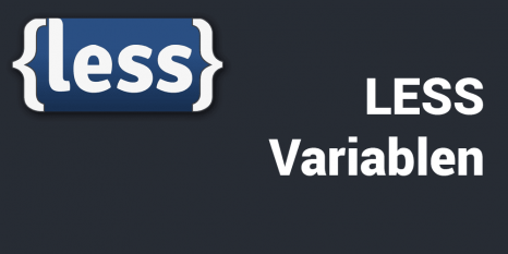 LESS Variablen