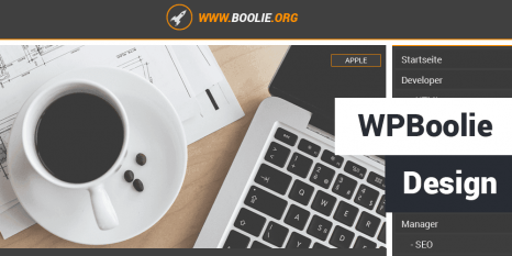 WPBoolie Design Teaser