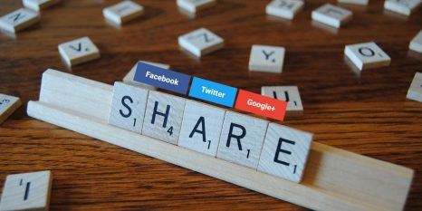 Sharing-Buttons bauen