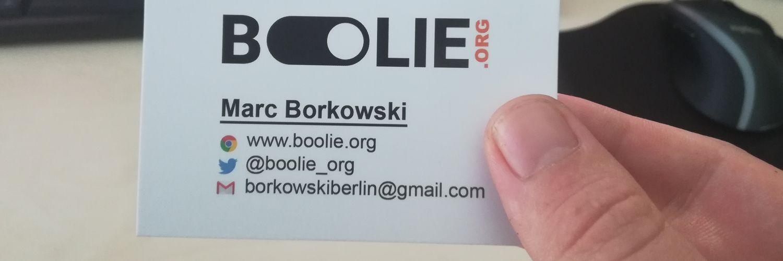 Marc Borkowski Visitenkarte