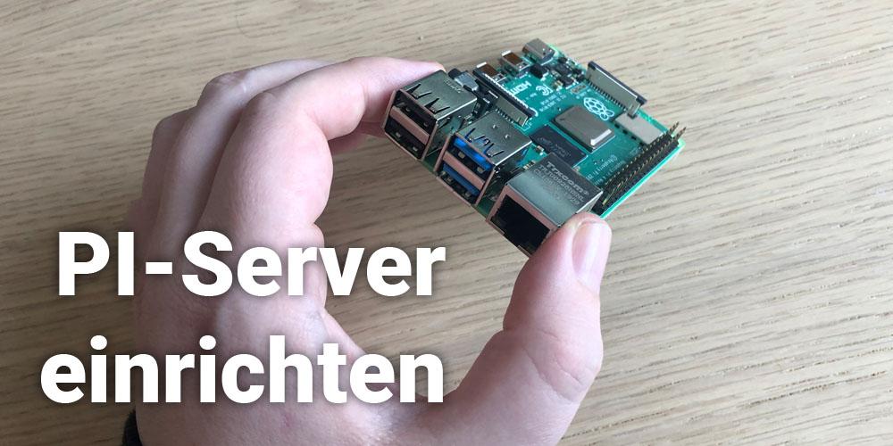 pi server teaser