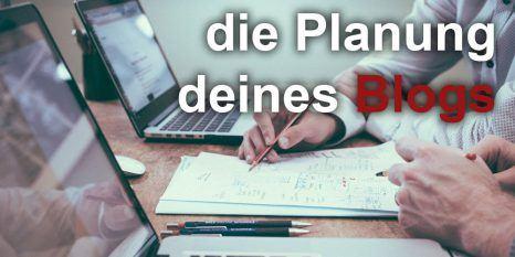 Redaktionsplan erstellen