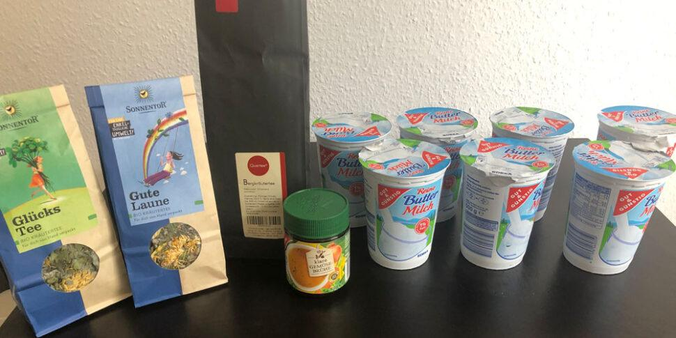 7 Tage Ration fasten