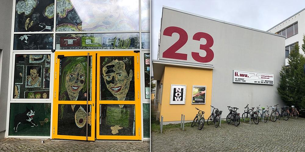 frida 23 Gebäude
