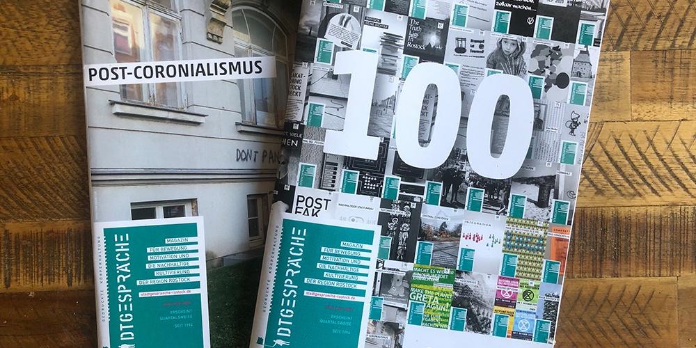 Stadtgespraeche Magazin 99 und 100