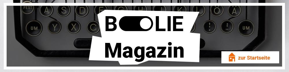 Boolie Startseite öffnen