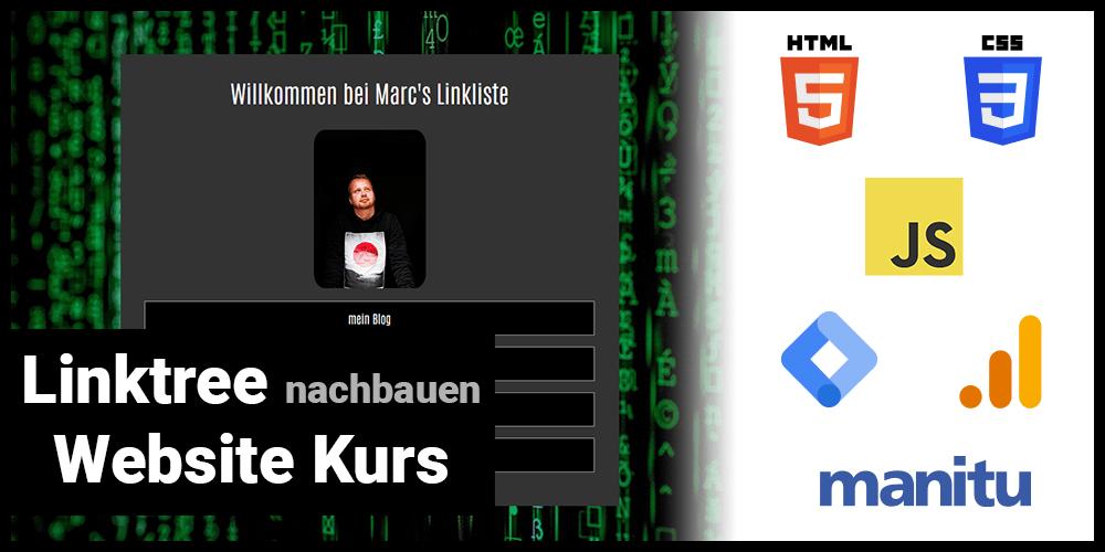 website kurs html css js